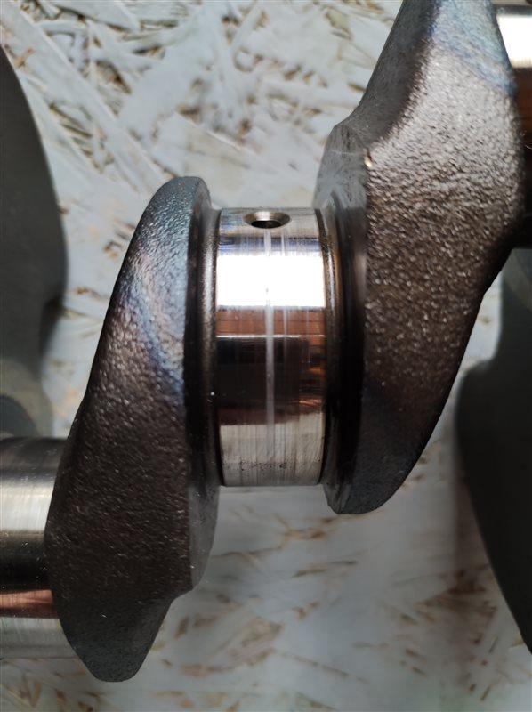 Коленвал Sprinter OM611