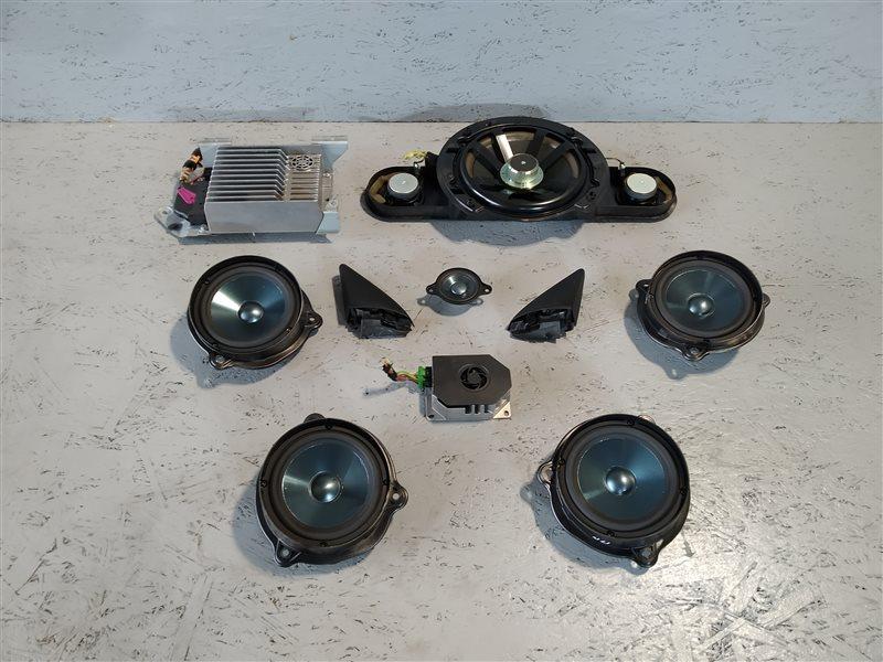 Комплект акустики Mercedes CLS-class 2008 W219 OM642 A2118707490 контрактная