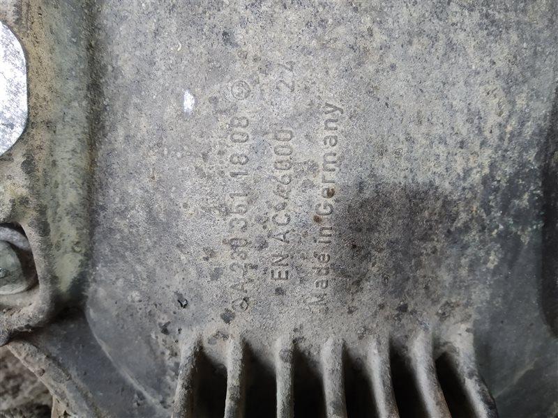 Редуктор задний CLS-class 2008 W219 OM642