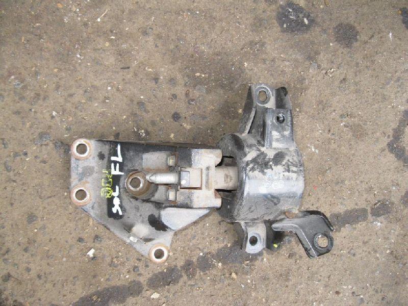 Подушка двигателя левая HYUNDAI SOLARIS 1 2010 SB G4FA 218301R000 Б/У