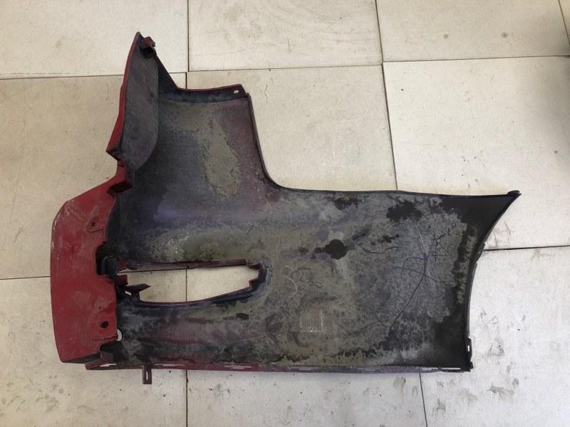 БАМПЕР ЗАДНИЙ задний левый OUTLANDER XL 2010 CW1W 4B11