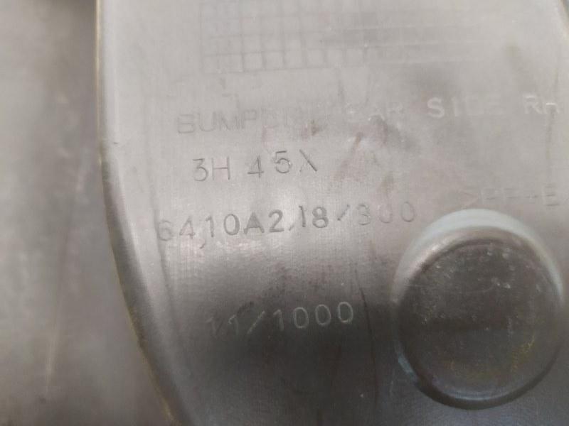 БАМПЕР ЗАДНИЙ задний правый OUTLANDER XL 2006 2007 2008 2009 CW1W 4B11