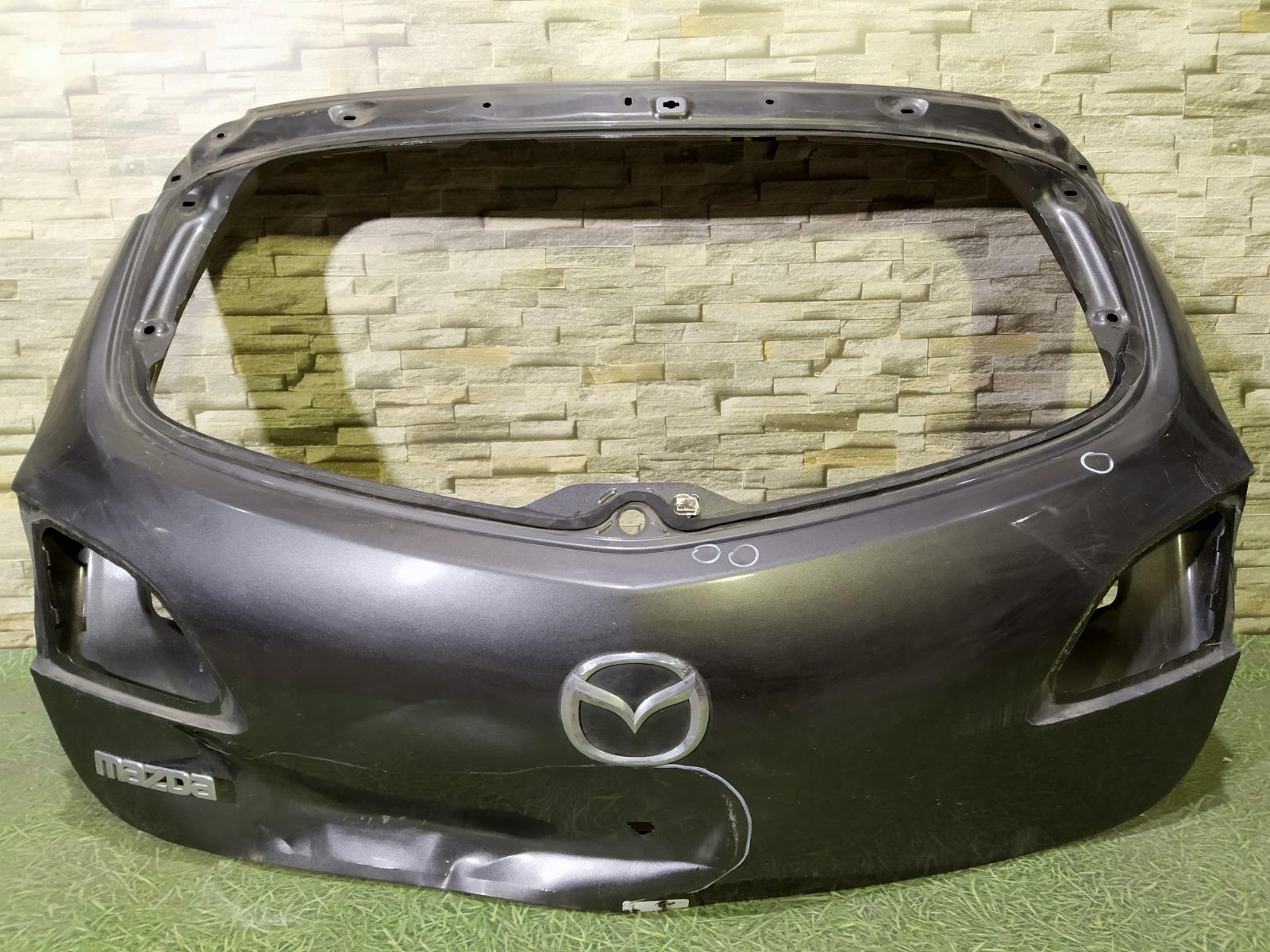 Дверь багажника Mazda Mazda 3 2009-2013 BL BBY96202XE Б/У