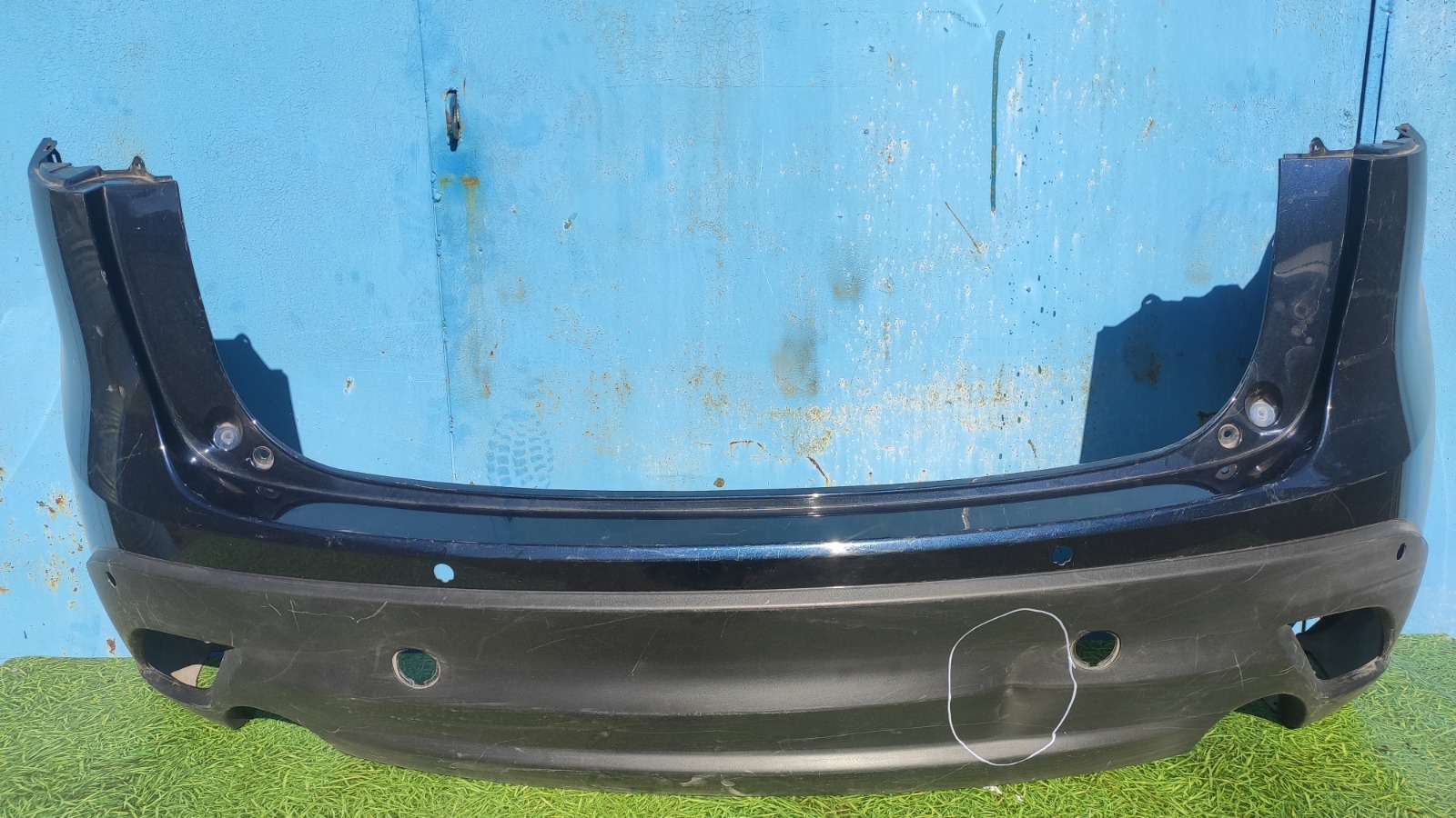 Бампер задний задний Mazda CX-5 2011-2017 KE KD4750221 Б/У