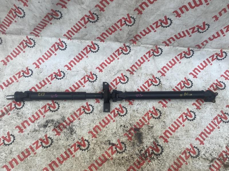 Карданный вал задний DAIHATSU TERIOS KID 2001 J111G EFDEM контрактная