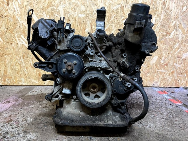Двигатель (ДВС) Mercedes-Benz S-Class 1999 W220 5.0 M113 M113960 Б/У