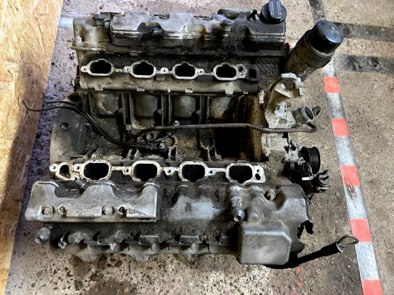Двигатель (ДВС) Mercedes-Benz S-Class W220 5.0 M113
