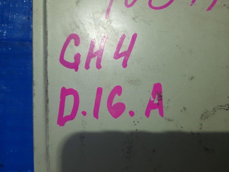 Блок efi HR-V GH4 D16A