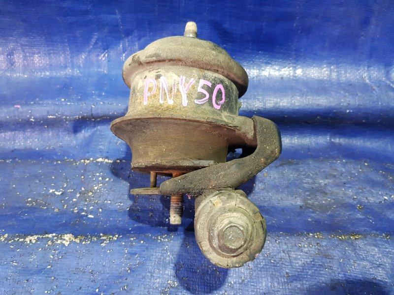 Подушка двигателя передняя левая NISSAN FUGA PNY50 VQ35DE 11220EG301 контрактная