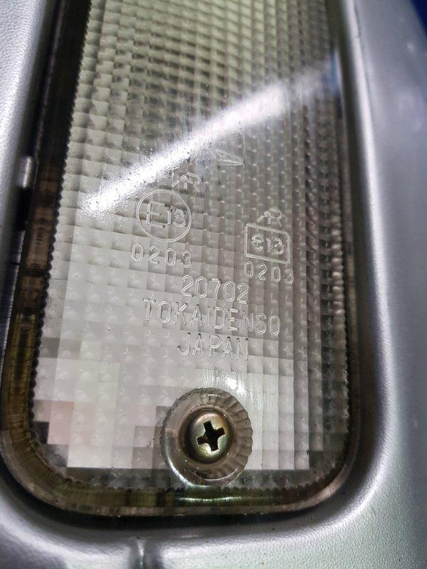 Бампер задний TERIOS J100G