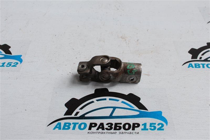 Рулевой карданчик Honda Jazz 2001-2007 GD1 L13A 53323SEN013 контрактная