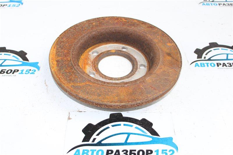 Тормозной диск задний левый 3 2003-2008 BK LF