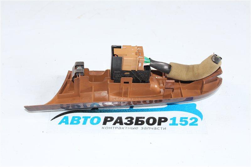 Кнопка стеклоподъекника передняя правая Cefiro 1998-2003 a33 VQ20DE