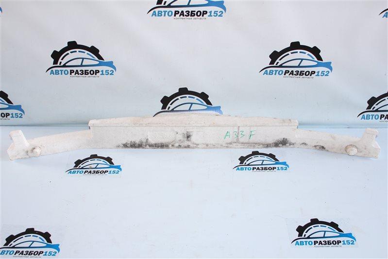 Усилитель бампера передний Nissan Cefiro 1998-2003 a33 VQ20DE 620902Y000 контрактная