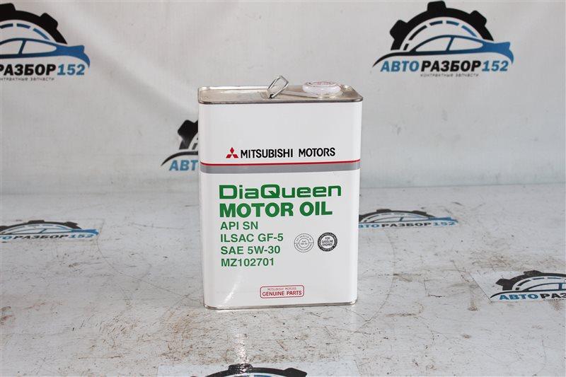 Моторное масло MITSUBISHI 2005 V26W 4M40 контрактная
