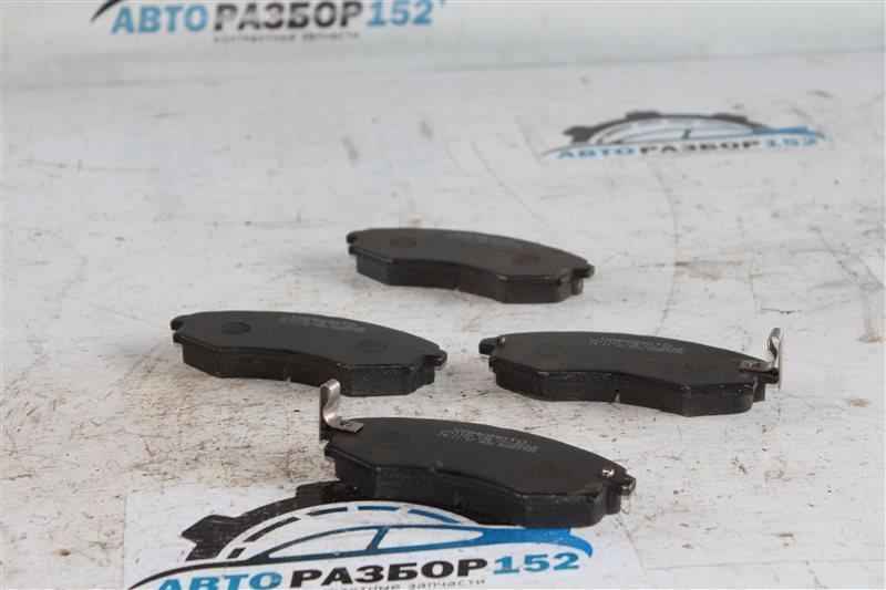 Тормозные колодки 2005 V26W 4M40