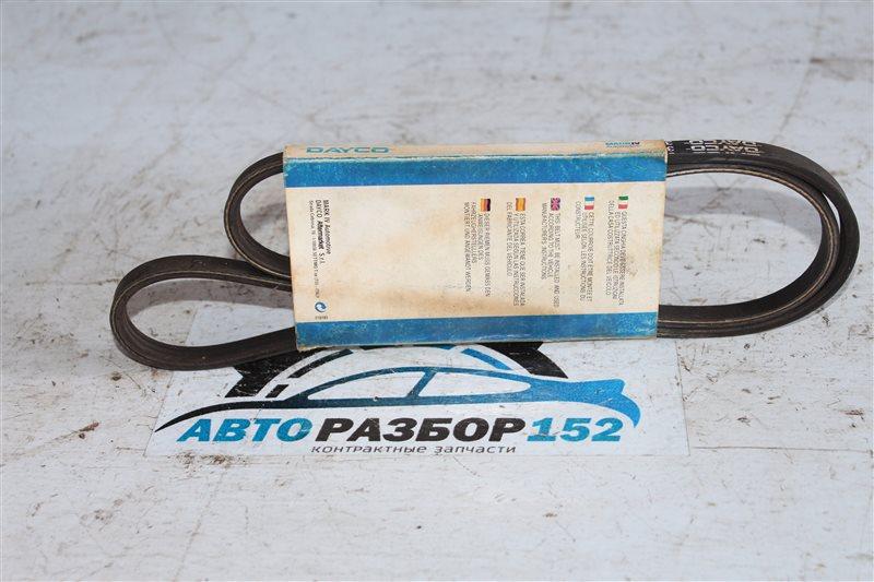 Ремень поликлиновой Nissan 2002-2007 T30 QR20DE 5PK0970 новая