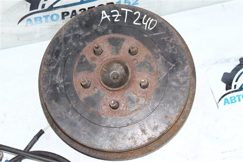 Ступица задняя правая Allion 2001-2007 ZZT240 1ZZFE