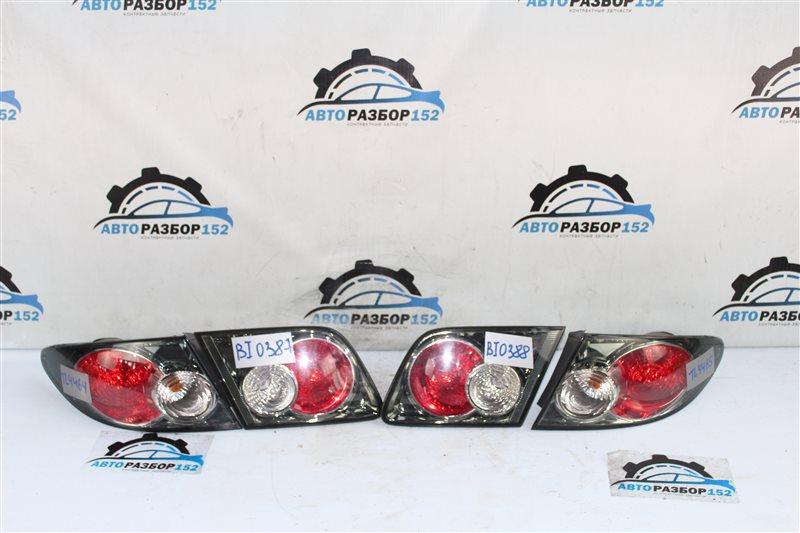 Стоп-сигнал Mazda 6 2002-2007 GG L3-VE G22G51150E контрактная
