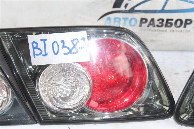 Стоп-сигнал Mazda 6 GG L3-VE