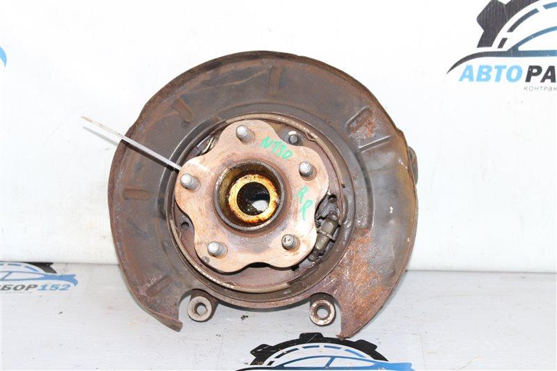 Ступица задняя правая Nissan X-Trail 2002-2007 NT30 QR20DE 432068H304 контрактная