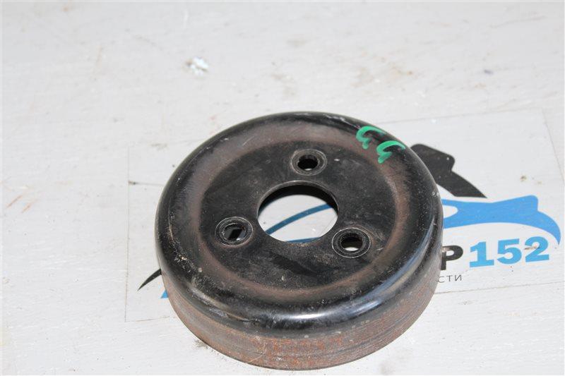 Шкив помпы Mazda 6 2002-2007 GG L3-VE L32715131 контрактная