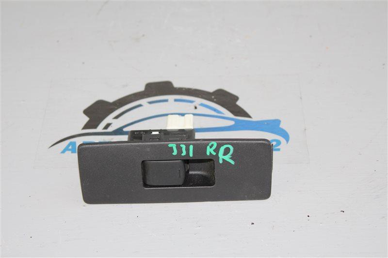 Кнопка стеклоподъемника задняя правая Nissan Teana 2003-2007 J31 VQ23DE контрактная