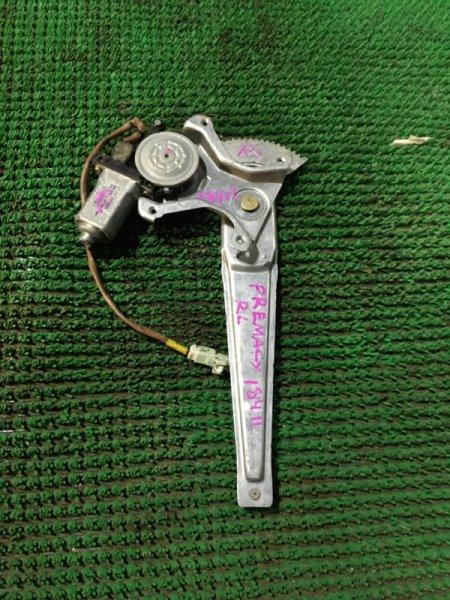 Стеклоподъемник задний левый MAZDA PREMACY CP8W контрактная