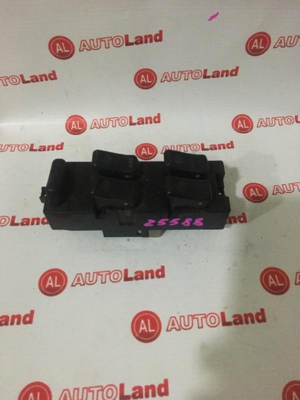 Блок управления стеклоподьемника передний правый MAZDA DEMIO DW3W контрактная