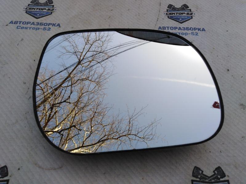Стекло зеркала правое Toyota RAV4 2008 ACA31 8793142A00 Б/У