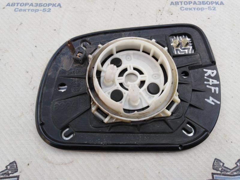 Стекло зеркала правое RAV4 2008 ACA31