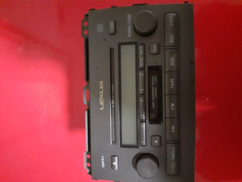 Магнитола штатная Lexus GX 470 8612060490 Б/У