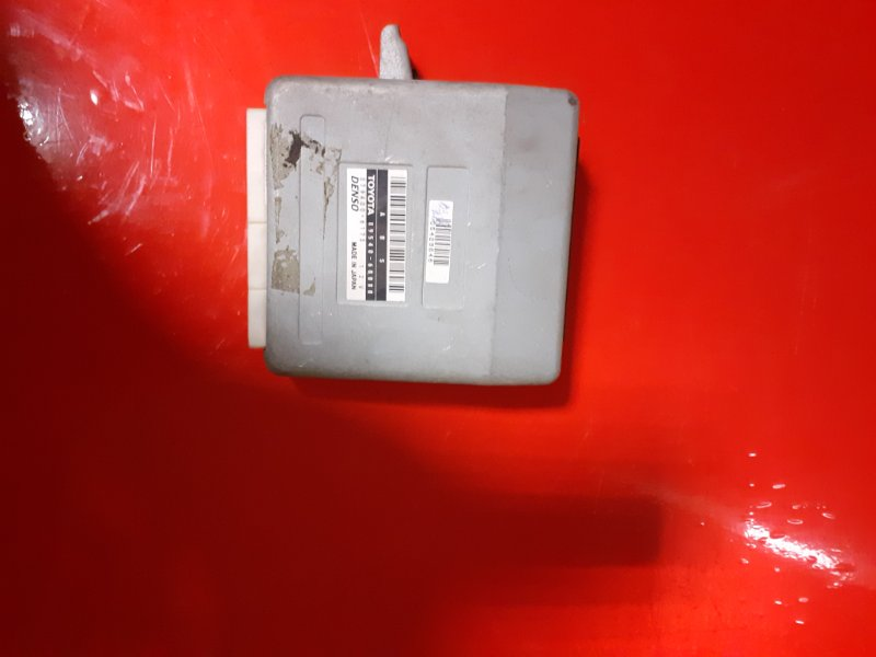 Блок управления Toyota Land Cruiser 100 1HDFTE 8954060080 Б/У