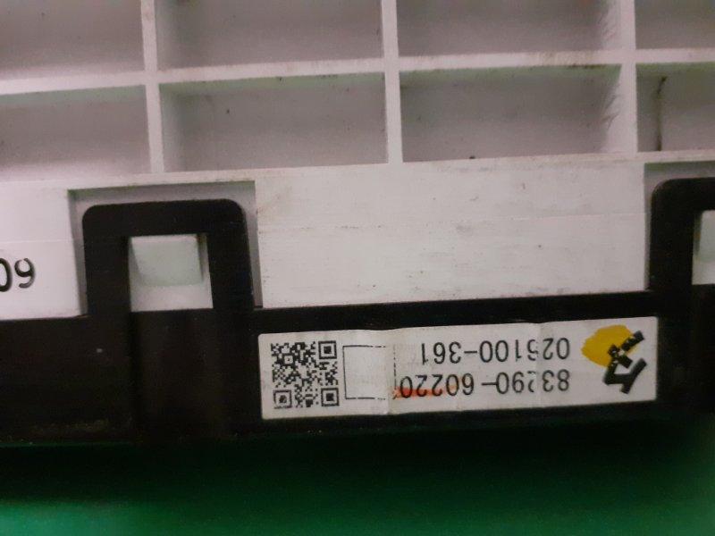 Панель приборов GX470