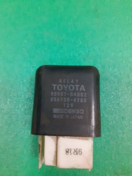 Реле печки Toyota Land Cruiser Prado 9098704002 Б/У