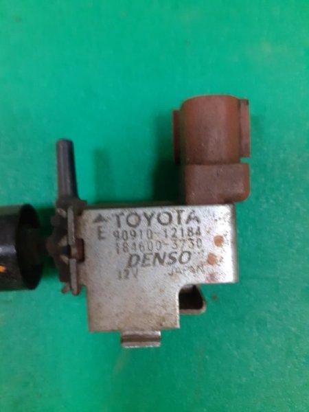 Клапан электромагнитный Toyota Land Cruiser HDJ101 1HDFTE 9091012184 Б/У
