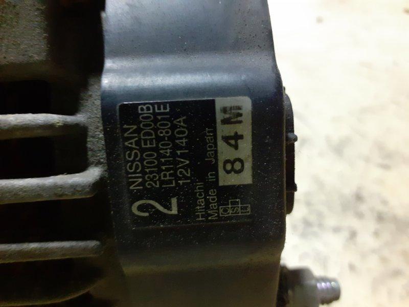 Генератор Nissan Cube HR15DE