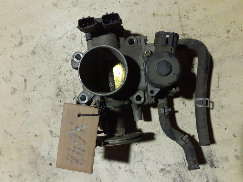 Заслонка дроссельная Nissan Almera QG15DE RTR5015 Б/У