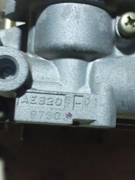 Заслонка дроссельная Nissan Almera QG15DE