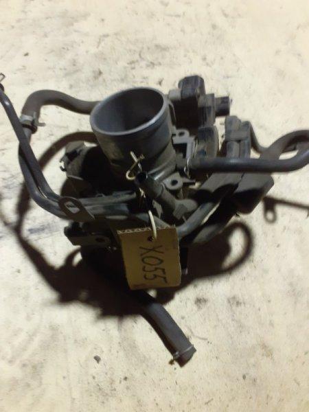 Заслонка дроссельная Honda Fit L13A 1362002650 Б/У