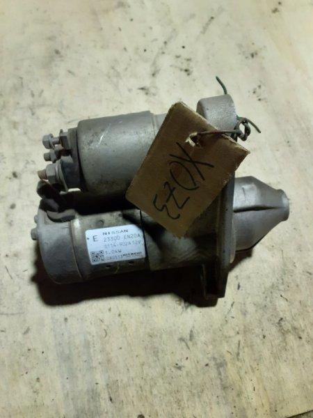 Стартер Nissan Bluebird Sylphy MR20DE 23300EN20A Б/У