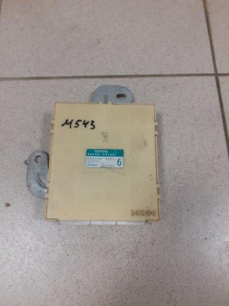 Блок управления Lexus GX470 2UZFE 8865060760 Б/У