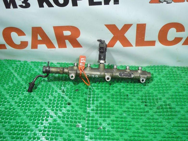 Топливная рейка Kia Sorento BL D4CB 31400-4A000 контрактная