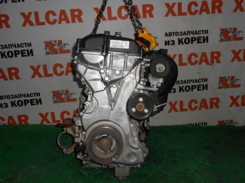 Двигатель Ford Focus 2013 BK XQDA контрактная