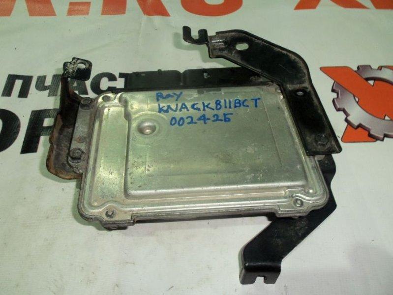 Блок управления ДВС Kia Picanto TA 39110-04205 контрактная