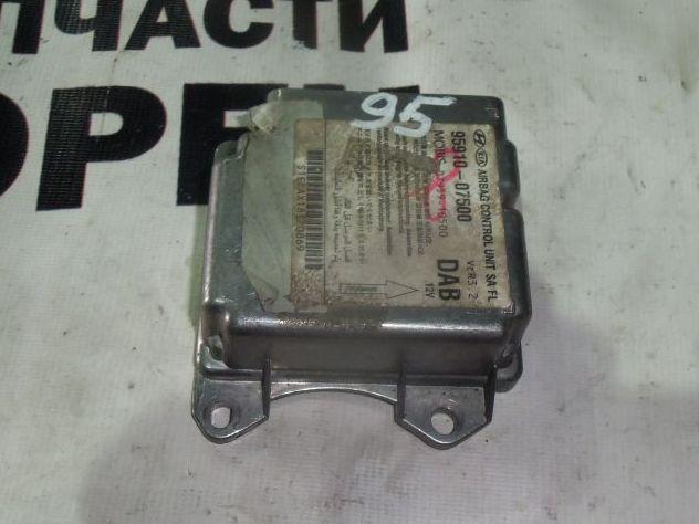 Блок управления Airbag Kia Picanto TA 95910-07500 контрактная