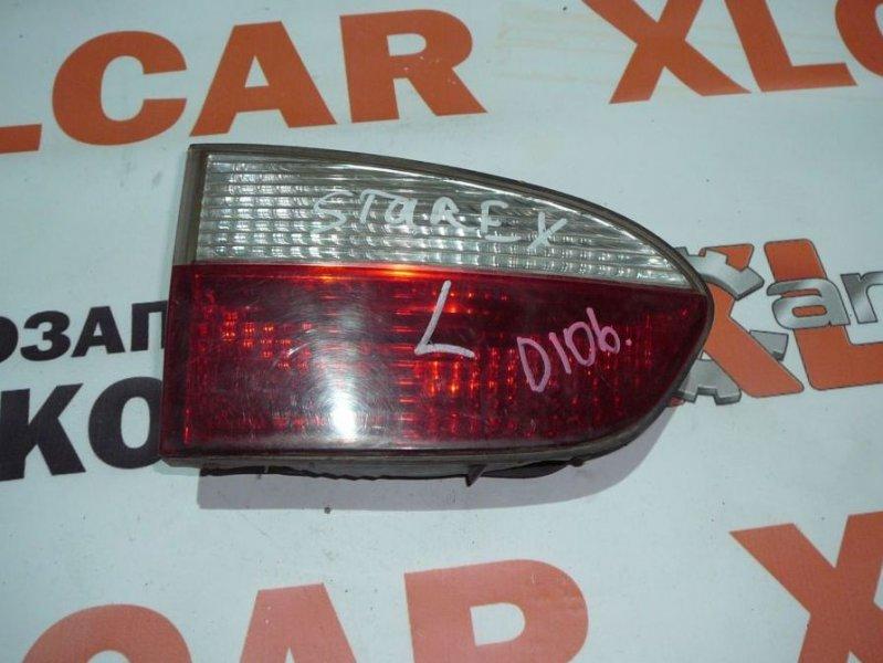 Задний фонарь задний левый Hyundai Starex A1 контрактная