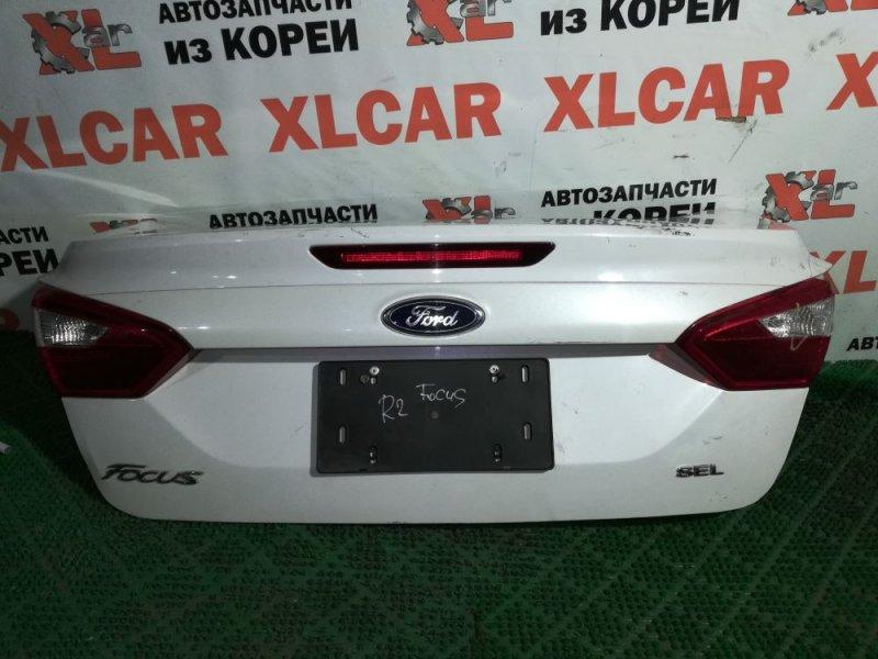 Крышка багажника задняя Focus BK