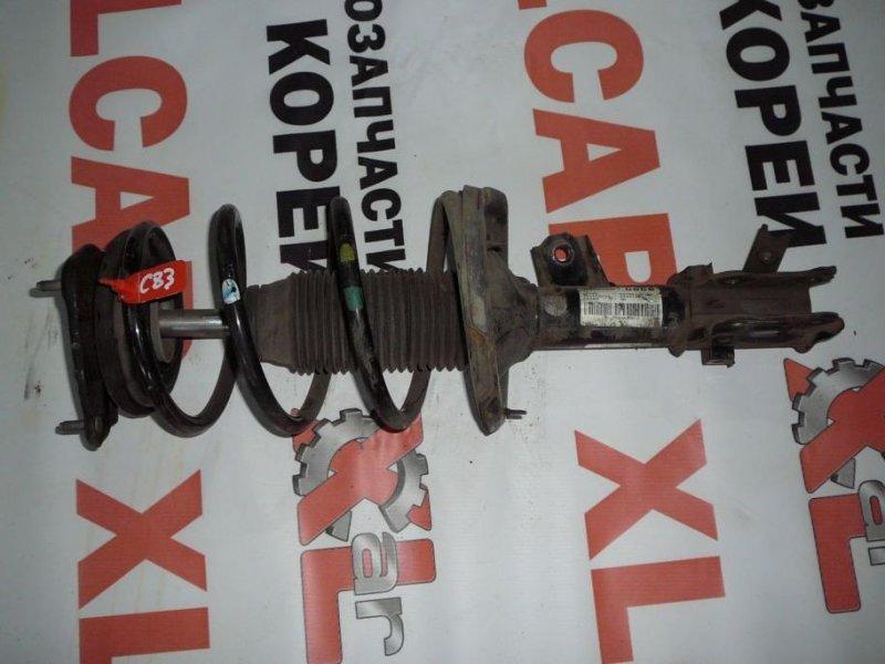 Амортизатор Kia Rio JB 54603-1G000 контрактная