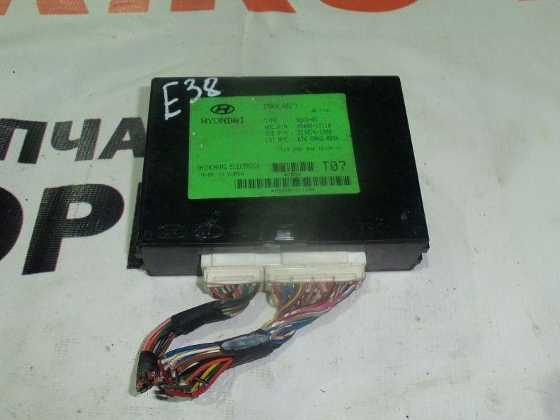 Блок комфорта Hyundai Getz TB 95400-1C110 контрактная